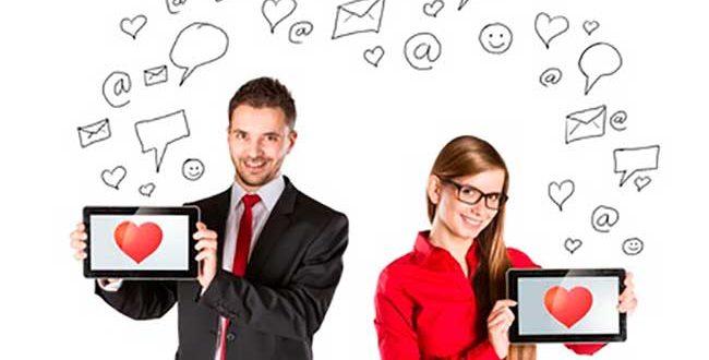 marcar encontros online
